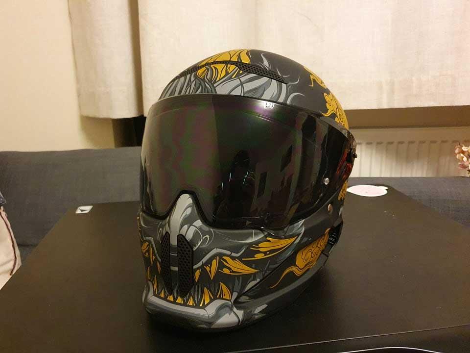 ruroc atlas 3.0 motorcycle helmet review