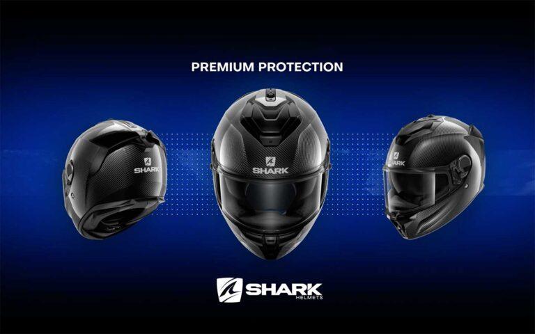 Shark Spartan Carbon Motorcycle Helmet Review