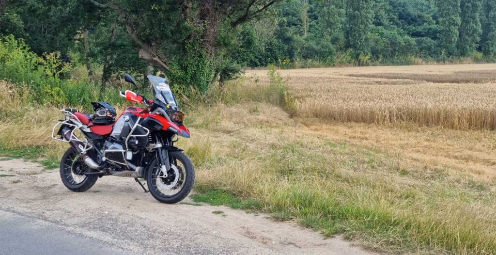 bmw r1200gs a review