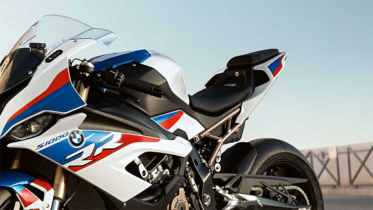 bmw s1000rr motorcycle rider aids